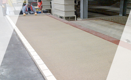 Industrial Synthetic Resin Screeds