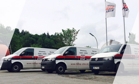Rema Tip Top Mobile Service Fleet